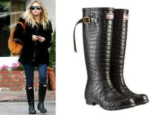 hunter-boots-ashley_olsen-jimmy-choo-hunter-rain-boots
