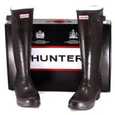 hunter-wellington-boots-with-box