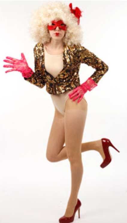 Lady gaga pantyhose photos